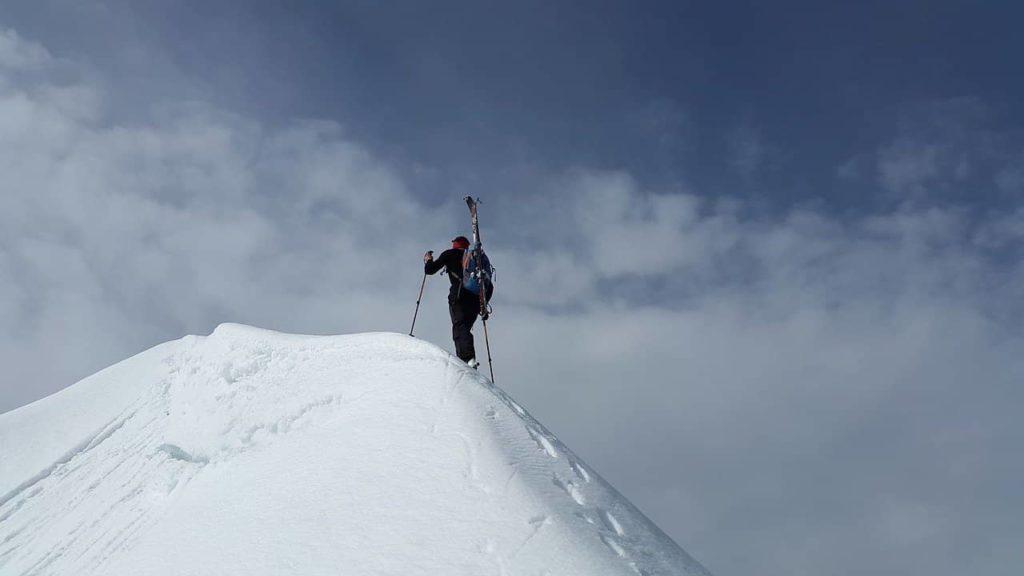 Cíl je jako cesta na vrchol. Zdroj: Pixabay.com