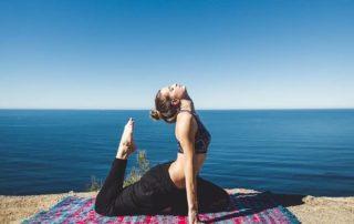 Jóga: uvolnění těla i mysli