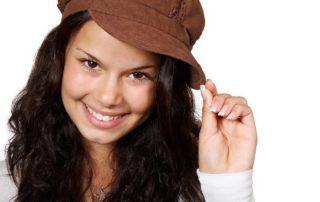 Úsměv na tváři je skvělý tip, jak si zlepšit náladu