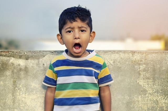 Negativní emoci vyvolá i křik.