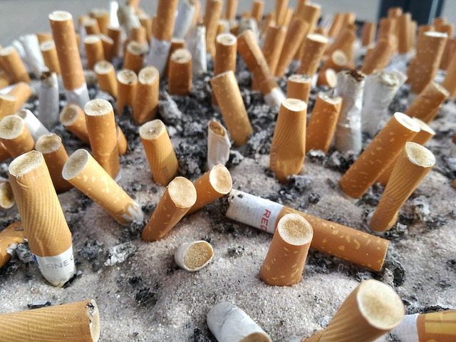 Jak ušetřit peníze za kouření