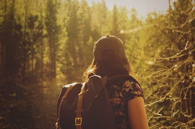 Procházka v přírodě je skvělý lék, jak zlepšit náladu