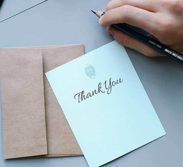 Vděčnost jako návyk