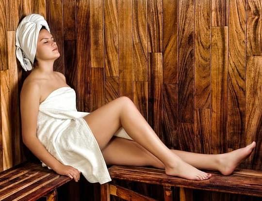 Sauna je odpověď, jak na špatnou náladu