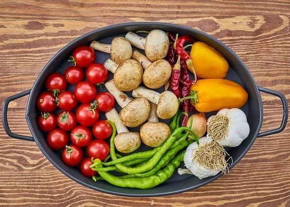 Jídelníček ájurvédy se skládá z kvalitních potravin
