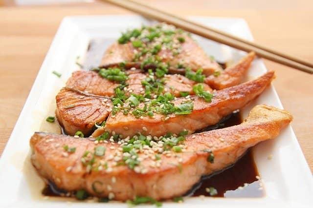 Živočišná podoba vitamínu D je obsažená v mořských rybách