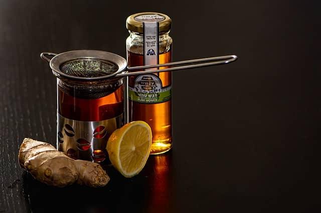 čaj na posílení imunity