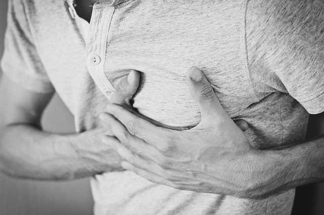 riziko infarktu