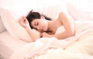 hubnutí ve spánku