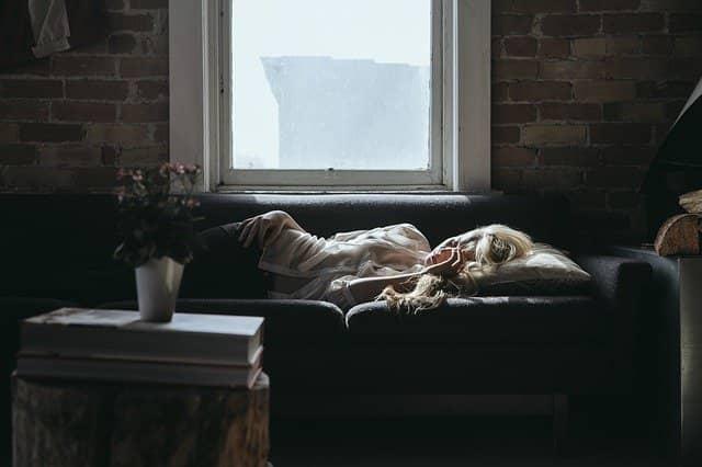 odpočinek při slabé imunitě