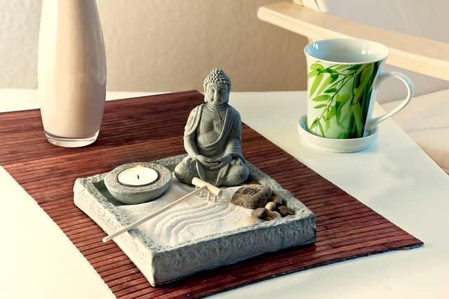 Dekorace Feng Shui vám pomohou ke zklidnění mysli